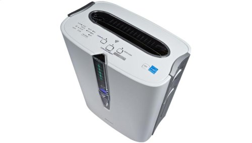 Sharp Plasmacluster® Air Purifier with Humidifying Function for Large Rooms