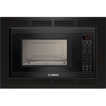 800 Series Speed Oven 24'' Black, Door Hinge: Left