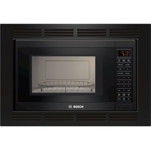 Bosch800 Series Speed Oven 24'' Black, Door Hinge: Left