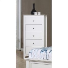 Selena Contemporary White Chest