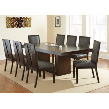 "Antonio Beige Side Chair 19.5""x26""x40"""