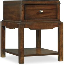 Palisade Chairside Table