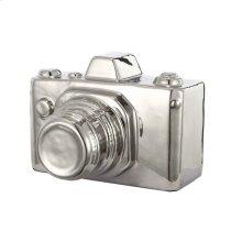 Camera Accent, Silver