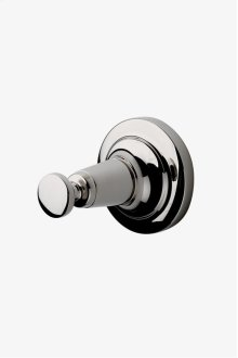 Opus Single Robe Hook STYLE: OPRH28