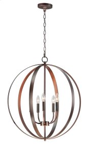 Provident 5-Light Chandelier