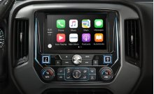 9-Inch Restyle Mech-Less In-Dash System With Apple CarPlay & Android Auto