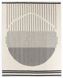8'x10' Size Pyla Modern Graphic Rug