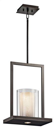 Triad 1 Light Pendant Olde Bronze®