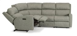 Catalina Fabric Power Reclining Sectional with Power Headrests Product Image