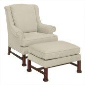 Marlborough Leg Lounge Chair