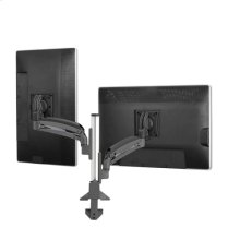 Kontour K1C Dynamic Column Mount, 2 Monitors