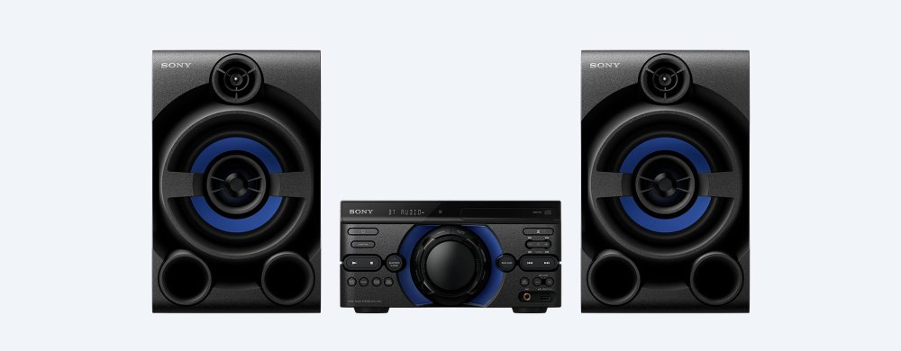 M20 High-Power Audio System with BLUETOOTH(R) Technology