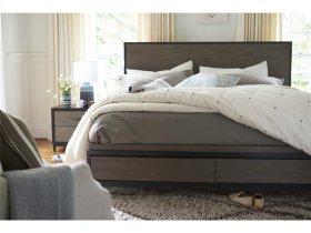 Spencer Storage Bed King