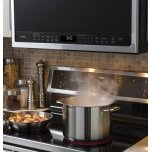 GE ®1.7 Cu. Ft. Over-The-Range Microwave Oven