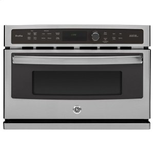 GE ProfileSeries 27 in. Single Wall Oven Advantium® Technology