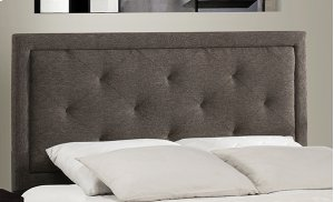 Becker King Headboard Black Brown