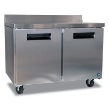 Freezer, Two Section Worktop with Locks