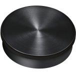 GaggenauBlack magnetic knob for induction cooktop 200 series