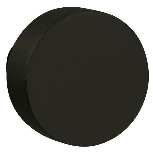 Satin Black 5055 Estate Knob