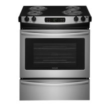 Frigidaire 30'' Slide-In Electric Range *Floor Model Discount*