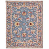 Nourmak S172 Blue Rectangle Rug 7'10'' X 9'10''