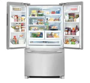 Frigidaire Gallery 22.4 Cu. Ft. Counter-Depth French Door Refrigerator