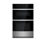 "Jenn-AirNOIR 27"" Microwave/Wall Oven with MultiMode® Convection System"