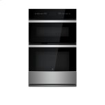 """JENN-AIRNOIR 27"""" Microwave/Wall Oven with MultiMode(R) Convection System"""