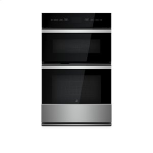 "JennAirNOIR 27"" Microwave/Wall Oven with MultiMode® Convection System"