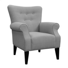 Emerald Home Lydia Accent Chair Cement U360-05-13