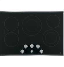 """GE Profile™ Series 30"""" Built-In Knob Control Electric Cooktop [OPEN BOX]"""