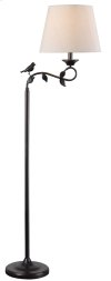 Birdsong - Swing Arm Floor Lamp