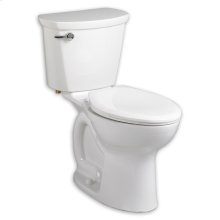 White Right Height Elongated Toilet