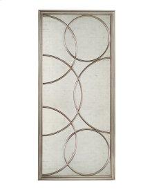 Cirella Mirror in Silver