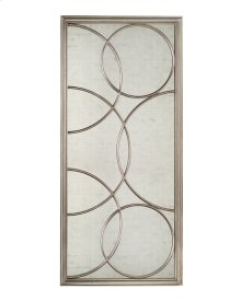 Cirella Mirror in Silver