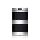 "30"" M Series Contemporary Stainless Steel Built-In Double Oven Product Image"
