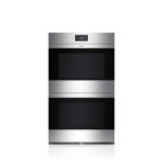 """Wolf30"""" M Series Contemporary Stainless Steel Built-In Double Oven"""