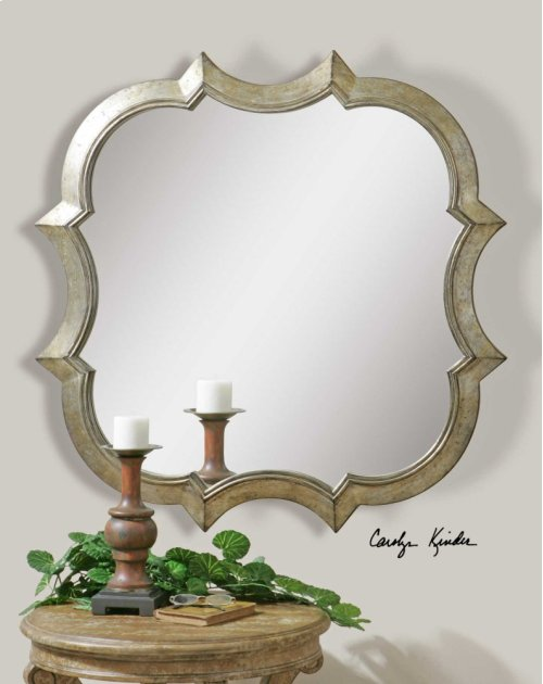 Farista Quatrefoil Mirror