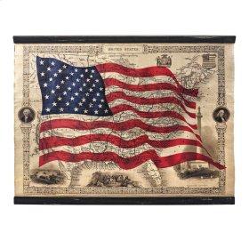 United States of America Wall Decor