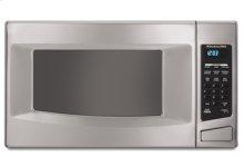 1.5 Cu. Ft. Capacity 1,200 Watts Countertop Microwave(Black)