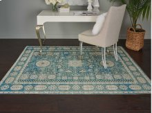 Madera Mad03 Teal Rectangle Rug 6'6'' X 9'6''