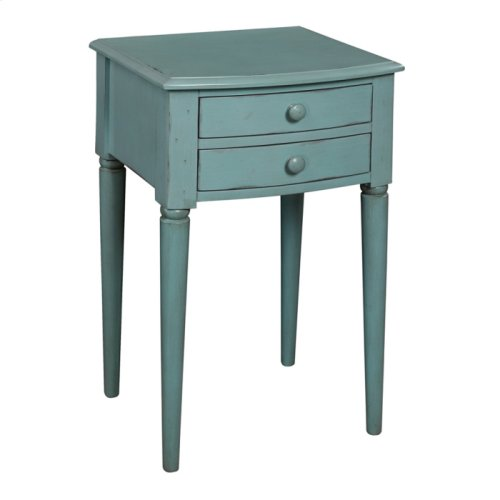 2 Drw Accent Table