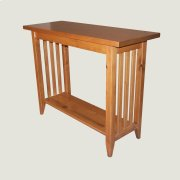 Arts and Crafts Sofa Table Product Image