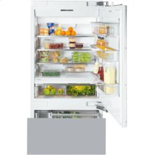 "36"" KF 1901 Vi Built-In Bottom-Mount Fridge/Freezer - 36"" Refrigerator-Freezer"