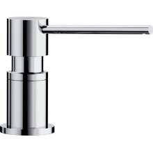 Blanco Lato Soap Dispenser - Chrome