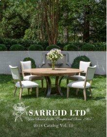 Sarreid Catalog Volume 15