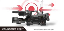 CONNECTED CAM™ 2/3-INCH BROADCAST CAMCORDER (LESS LENS)