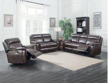 """Dakota Glider Recliner Chair Cafe Noir, 42.5""""x40""""x39.5"""""""