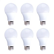 purePower A19 Day Light LED  6-Pack Dimmable purePower A19 Day Light LED