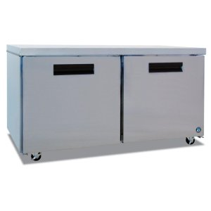 HoshizakiRefrigerator, Two Section Undercounter